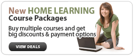 Home Learning Course Package Deals
