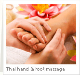 thai hand and foot massage home learning course
