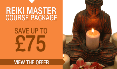 reiki masters course package